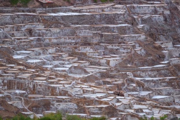 Peruvian Salt Flats.